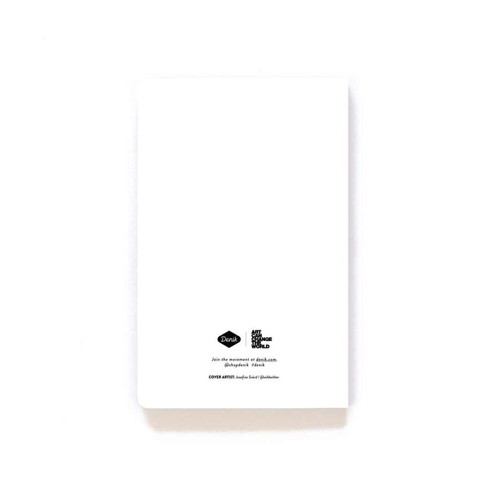 Mountain Castle Softcover Notebook