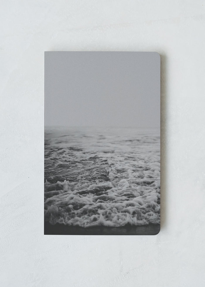 Oceans Layflat Softcover Notebook