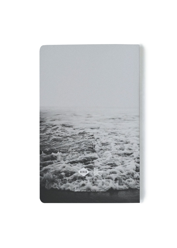 Oceans Layflat Notebook