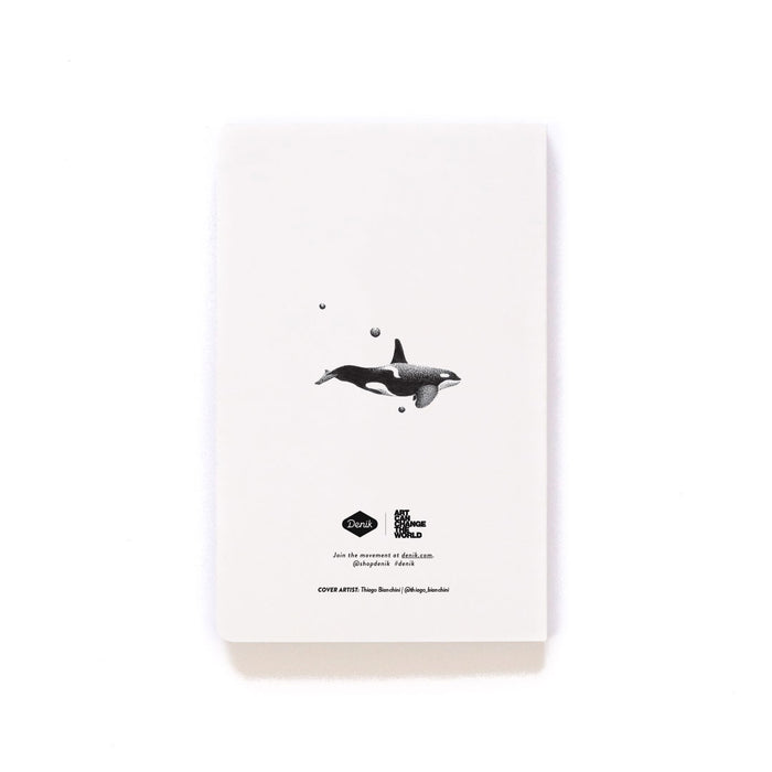 Pacific Greeting Softcover Notebook
