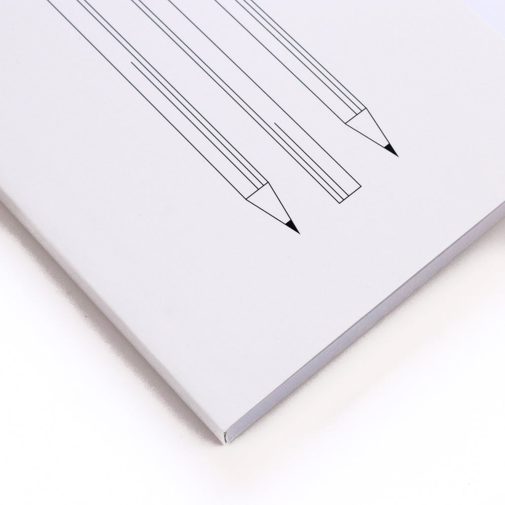 Pencils Layflat Notebook