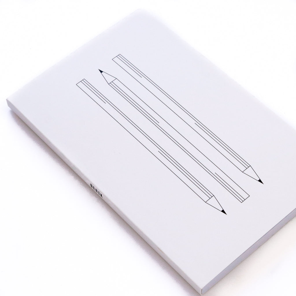 Pencils Notebook