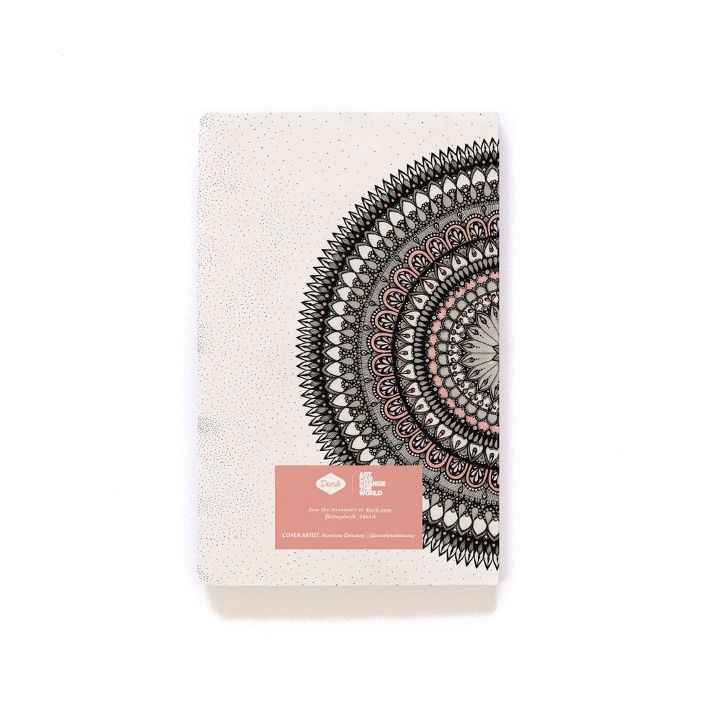 Pink Mandala Softcover Notebook Pink Mandala Softcover Notebook