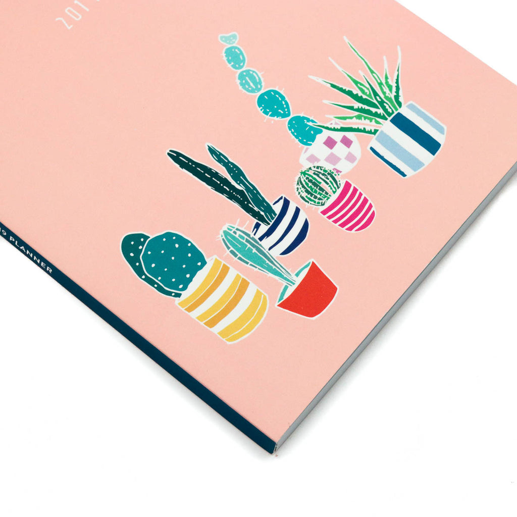 2019 PLANNER - CACTI