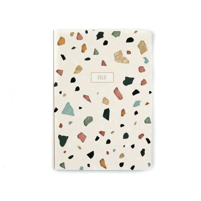 Terrazzo Planner for 2019