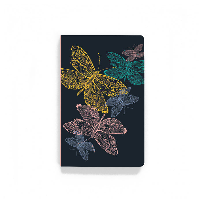 Butterfly Dance Softcover Notebook