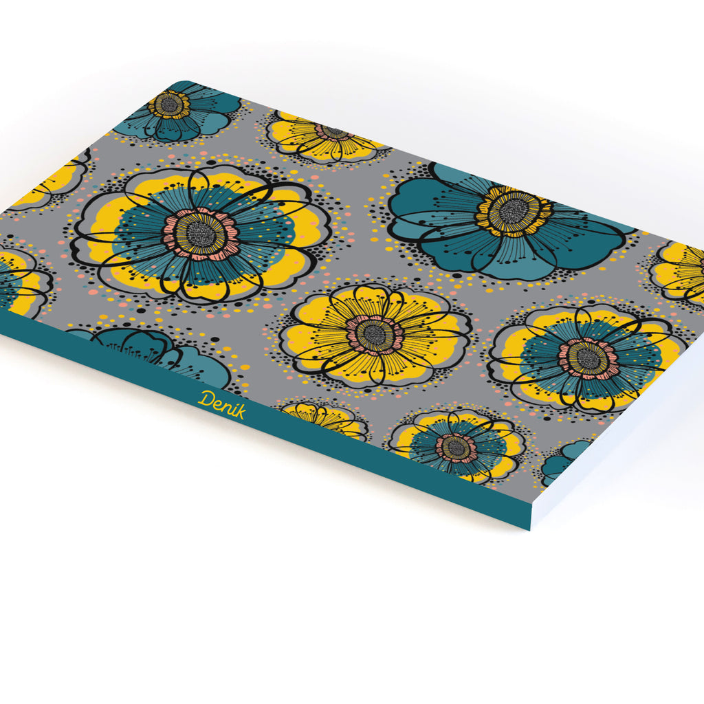 Cinque Terre Bloom Softcover Notebook