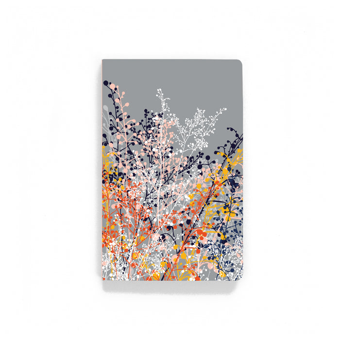 Dotty Delavayi Softcover Notebook