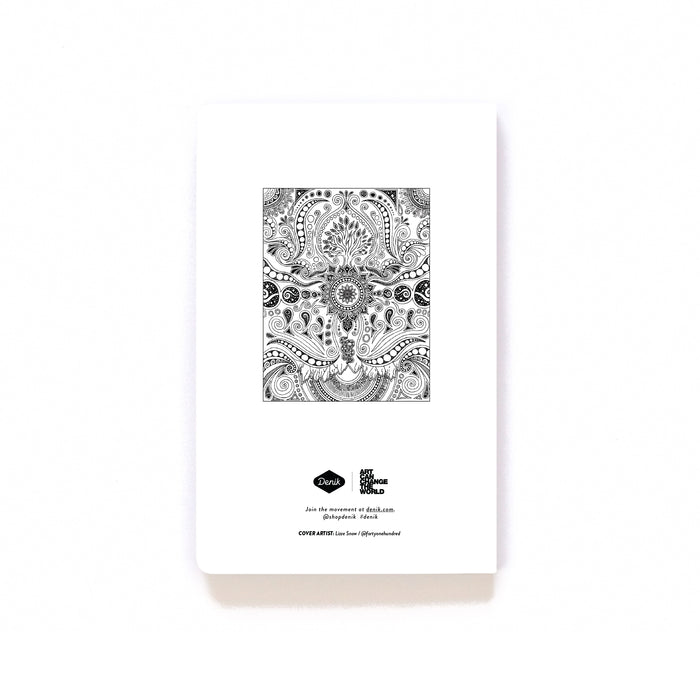 Radiating Energies Softcover Notebook