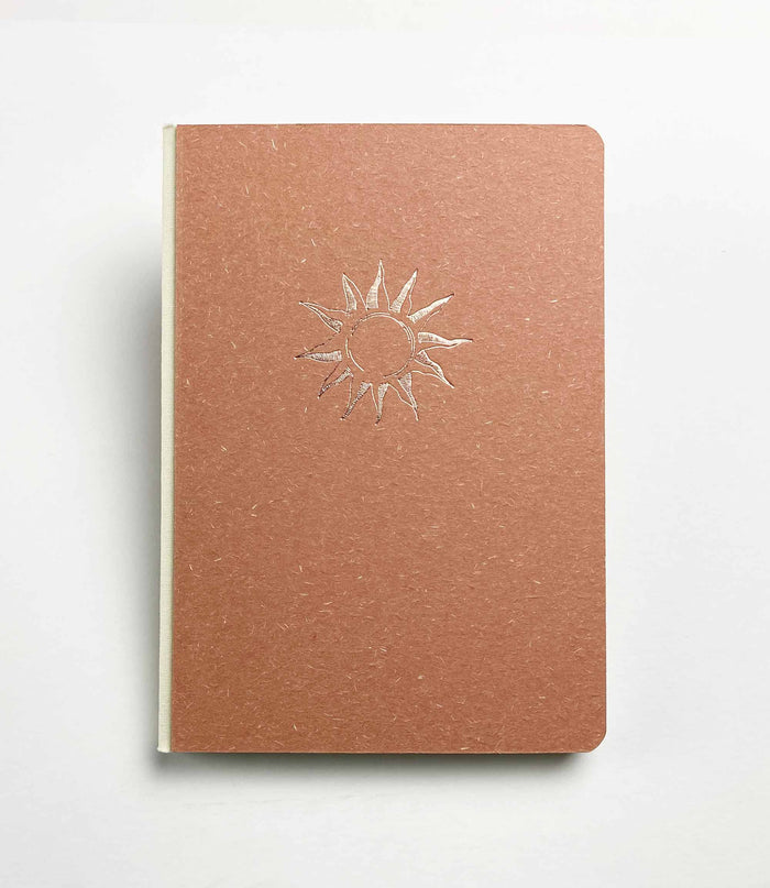 Rise & Shine Canvas Hardbound Journal