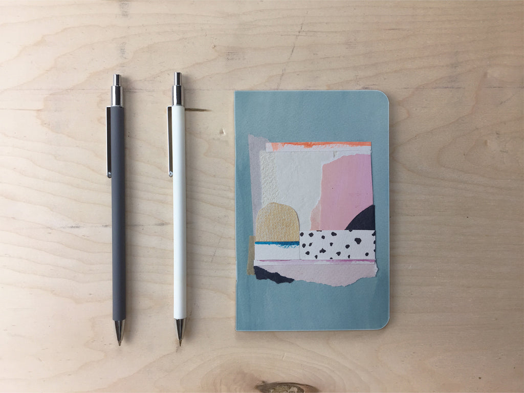 Lait d'Olive Pocket Notebook