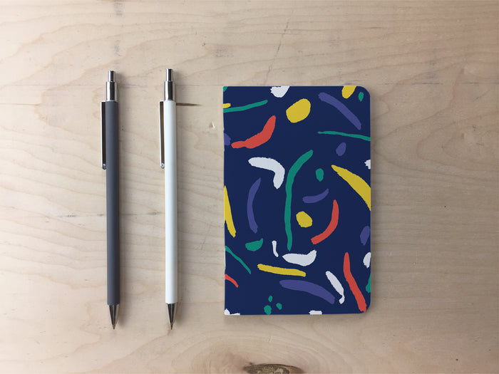 Boldly Go Pocket Notebook