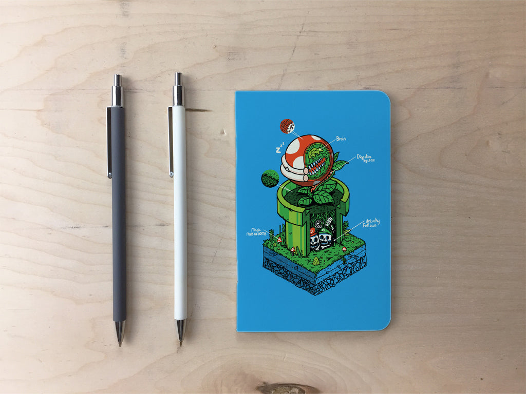 1 Up Pocket Notebook