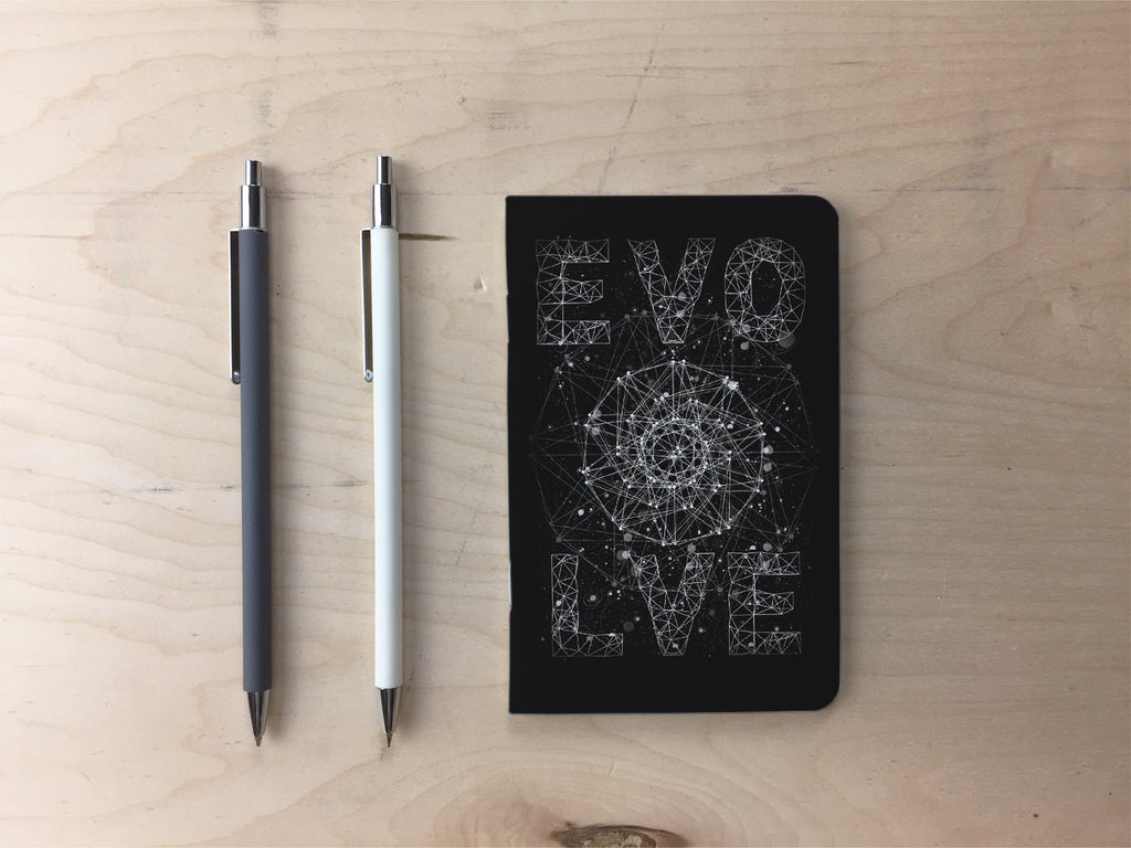Evolve Pocket Notebook