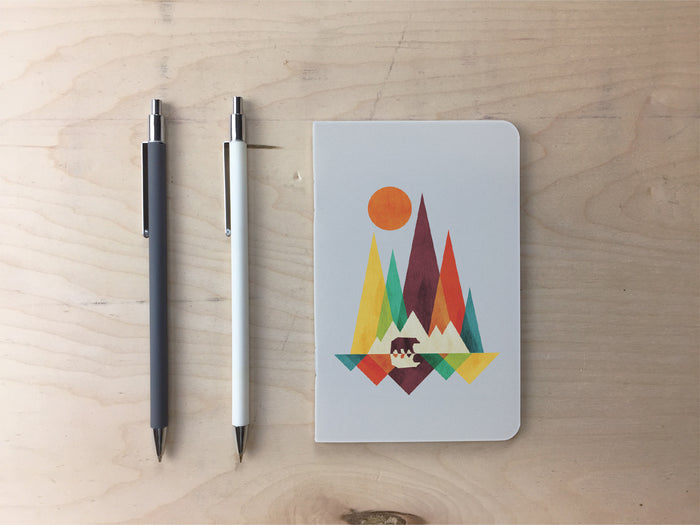 The Great Outdoors Pocket Notebook
