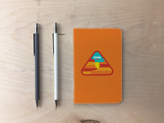 Zion Pocket Notebook