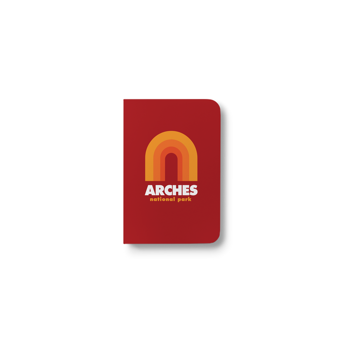 Arches Pocket Notebook