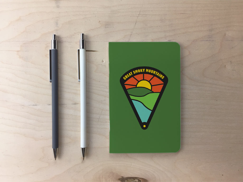 Great Smoky Mountains Pocket Notebook