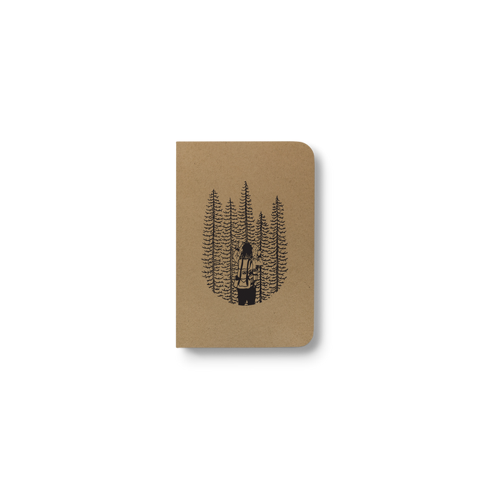 Cartographer Kraft - Pocket Notebook
