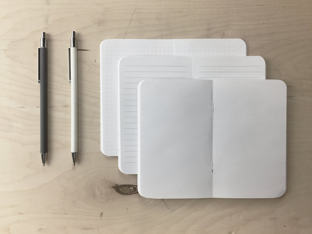 The Shape Side Pocket Notebook