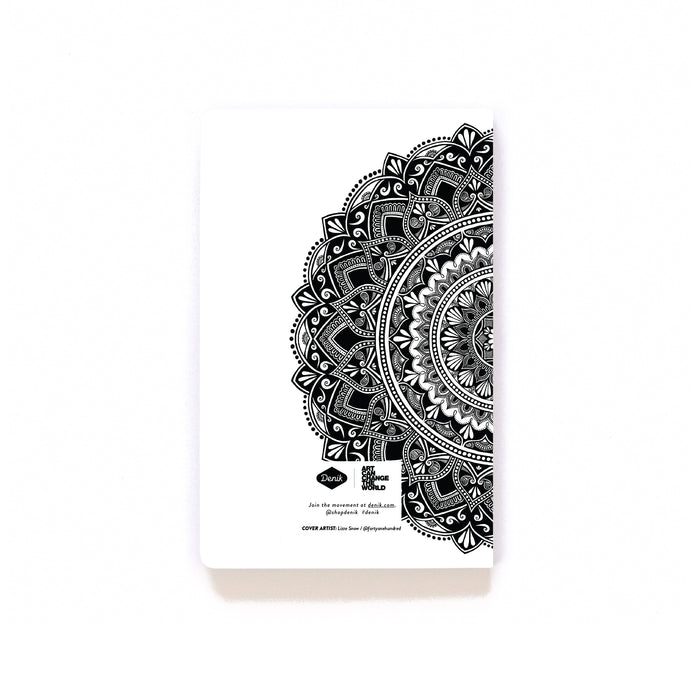 Samatva Mandala Softcover Notebook