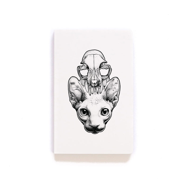 Sphynx Layflat Softcover Notebook