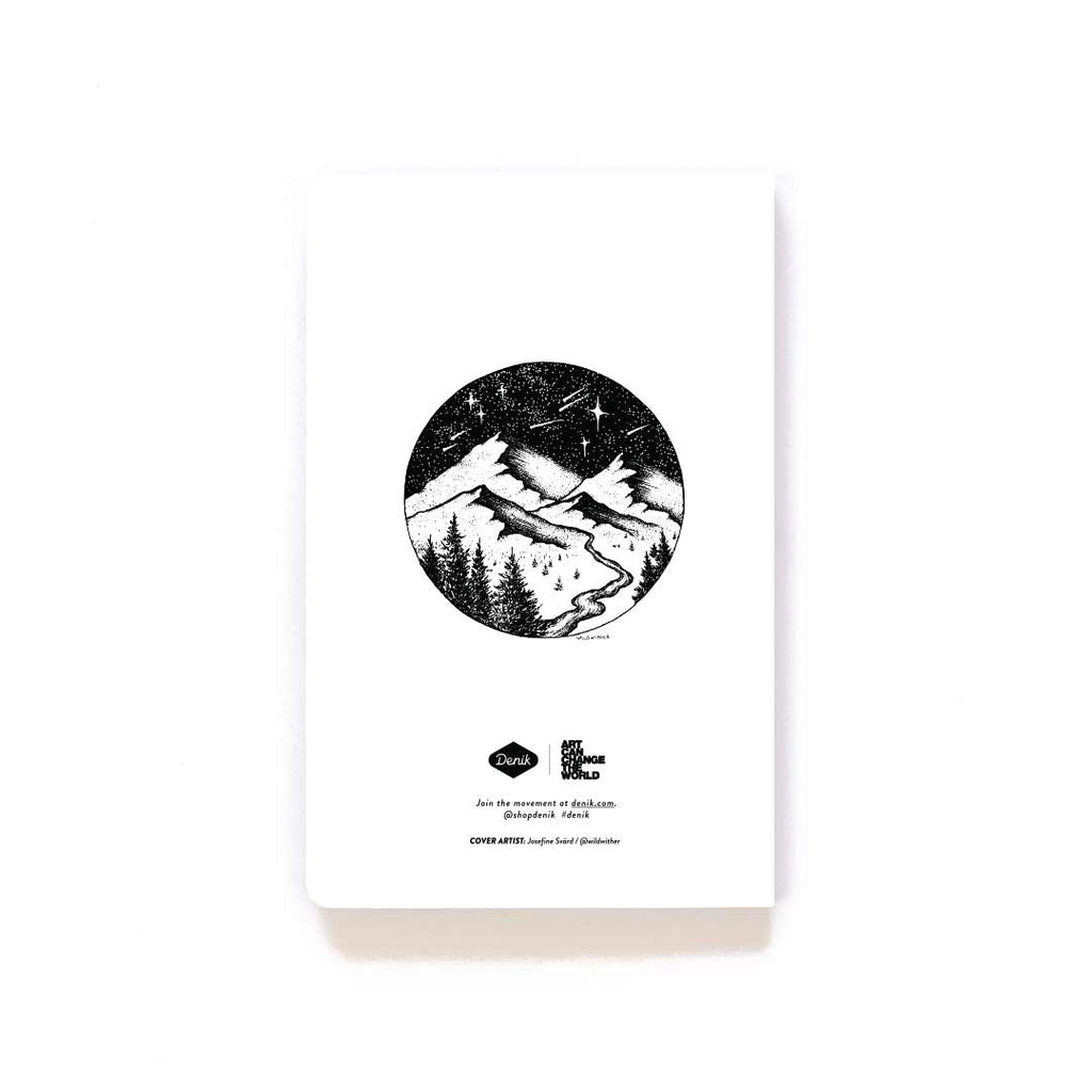 Valley River Softcover Notebook