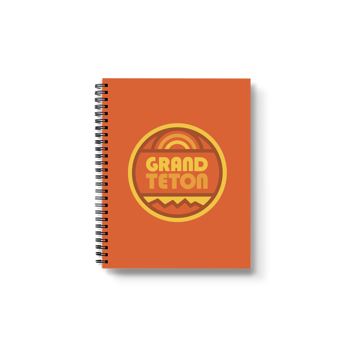 Grand Teton Medium Wire-O Notebook