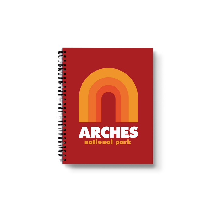 Arches Medium Wire-O Notebook