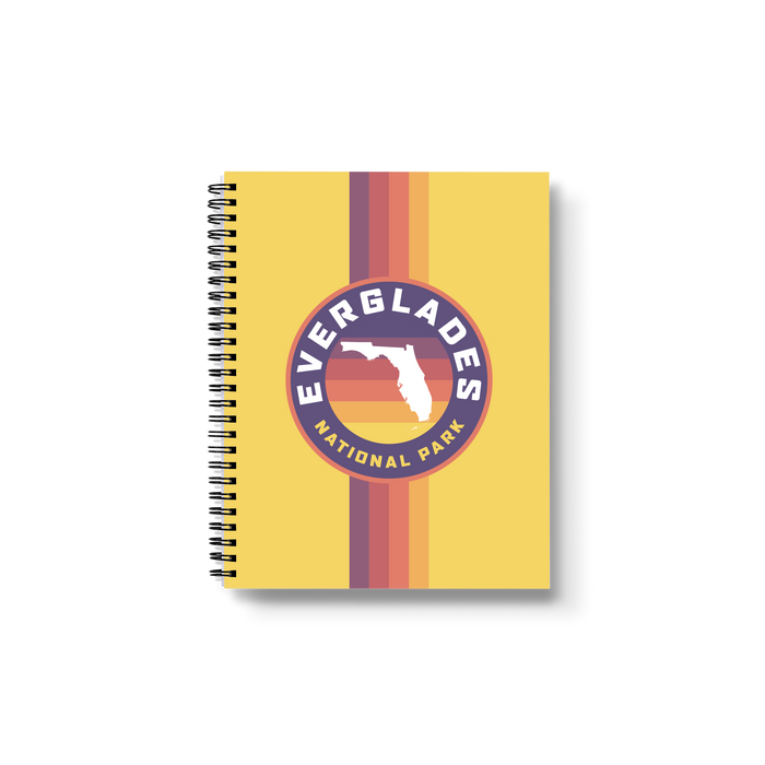 Everglades Medium Wire-O Notebook