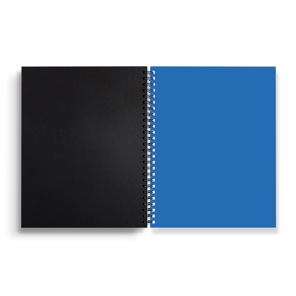 Acadia Medium Wire-O Notebook