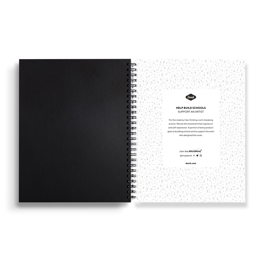 1 Up Medium Wire-O Notebook