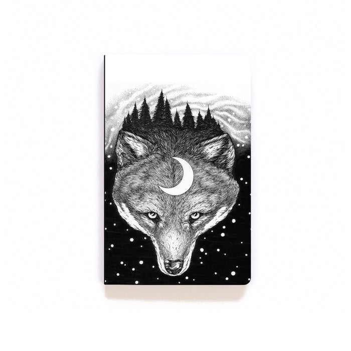Wild Forever Softcover Notebook
