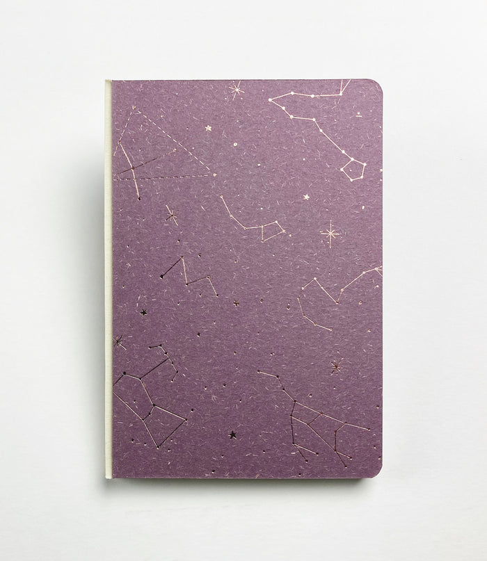 Written In The Stars Canvas Hardbound Journal