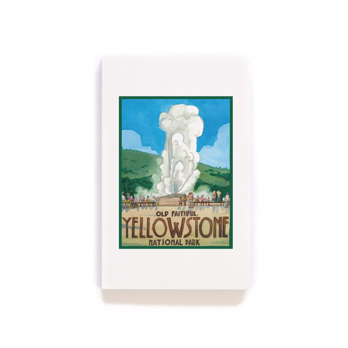 Yellowstone Softcover Notebook