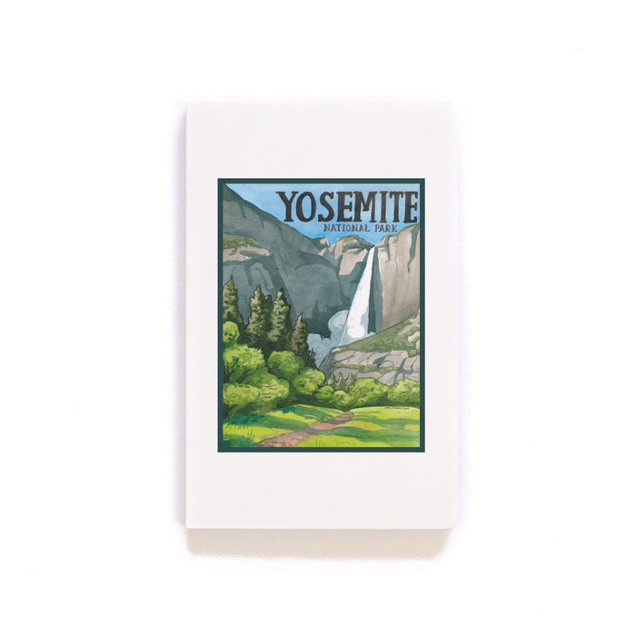 Yosemite Softcover Notebook