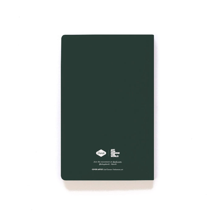 Zion Layflat Softcover Notebook