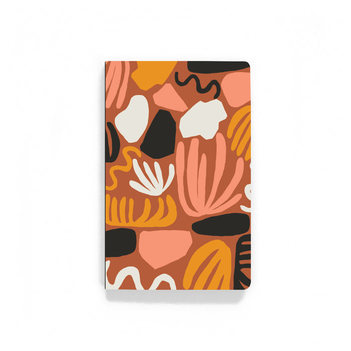 Desert Edge Softcover Notebook