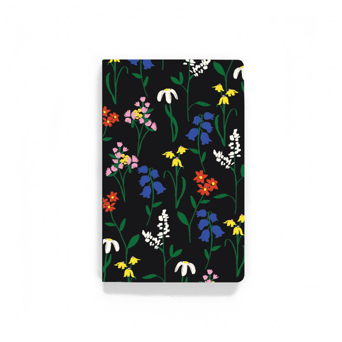 Midnight Garden Softcover Notebook