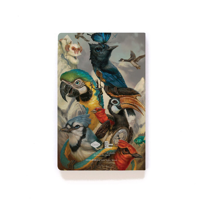 Hatchlings Softcover Notebook