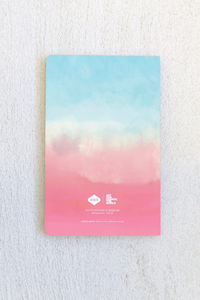 Ideas & Such Layflat Softcover Notebook