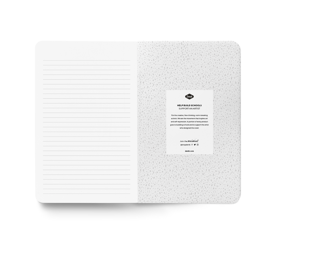 Glacier Classic Layflat Notebook