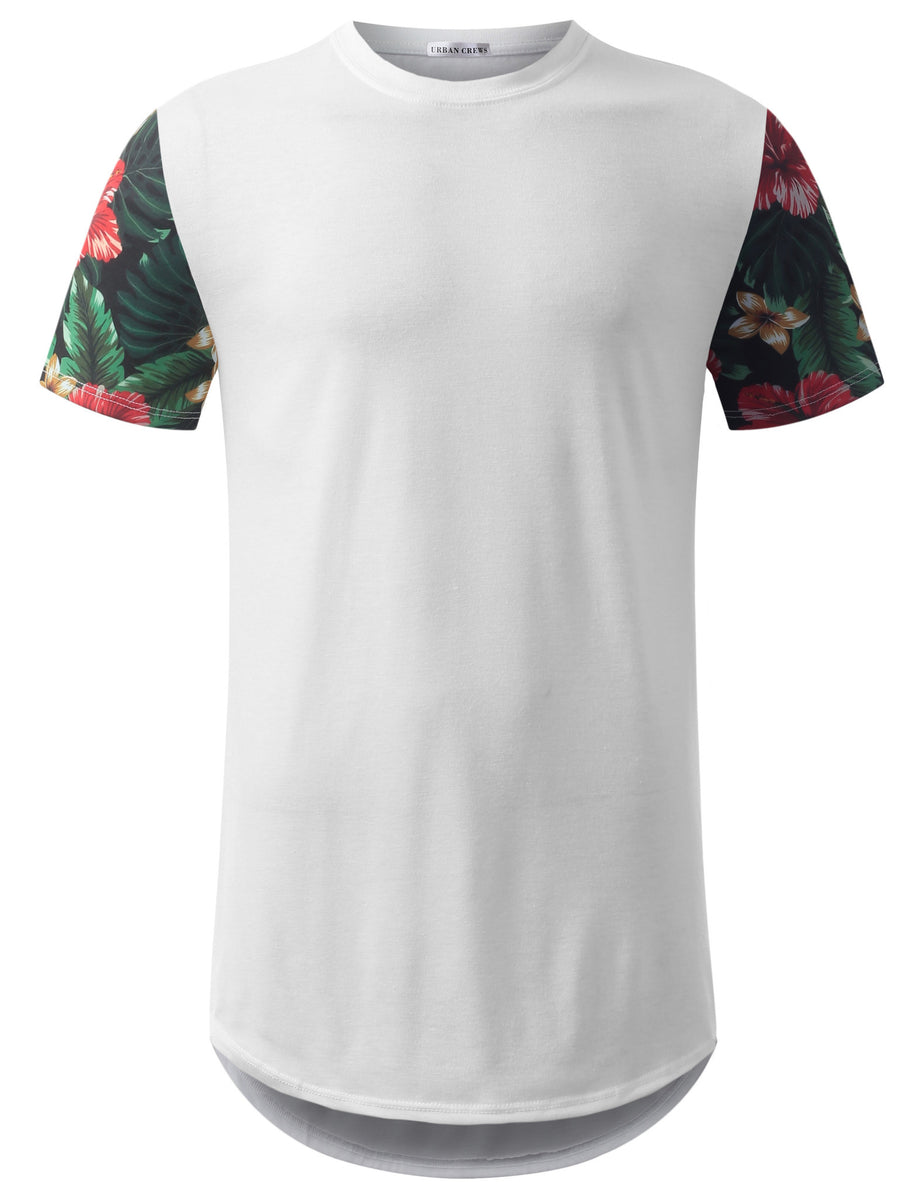 ColorFul Half Sleeve Venom Long Tee