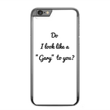 SincerelyGracie Gary Iphone Clear Case (Multiple Style Options)