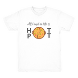 Mike Chen: All i need in life is a hot pot T shirt
