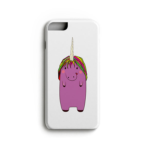Ella: Purple Unicorn Iphone case