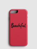 "Vlad: ""Beautiful"" iPhone Case"