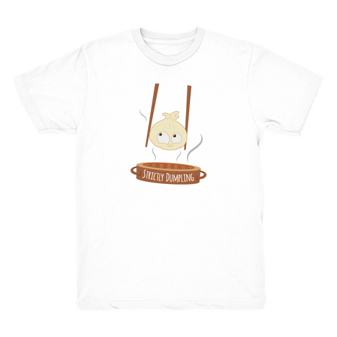 Mike Chen: Strictly Dumpling T shirt
