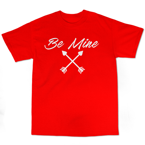 "V-Day ""Be Mine"" T-Shirt"
