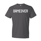 Sssniperwolf Game over Dark Gray T shirt